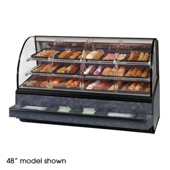 "FEDSN77SS - Federal - SN-77-SS - Series '90 77"" Non-Refrigerated Self-Serve Bakery Case Product Image"