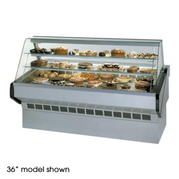"FEDSQ8B - Federal - SQ-8B - Market Series 96"" Non-Refrigerated Bakery Case Product Image"