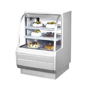 TURTCGB36DR - Turbo Air - TCGB-36-DR - 36 in Non-Refrigerated Bakery Case Product Image