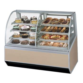 "FEDSN483SC - Federal - SN48-3SC - Series '90 48"" Dual Zone Bakery Case Product Image"
