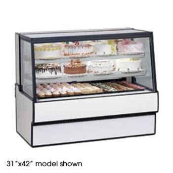"FEDSGR3148 - Federal - SGR3148 - High Volume 31"" x 48"" Refrigerated Bakery Case Product Image"