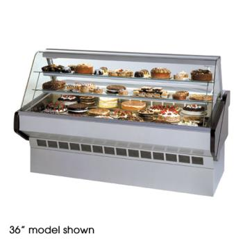 "FEDSQ6CB - Federal - SQ-6CB - Market Series 72"" Refrigerated Bakery Case Product Image"