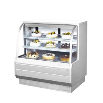 TURTCGB482 - Turbo Air - TCGB-48-2 - 48 in Refrigerated Bakery Case Product Image