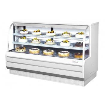 TURTCGB72WN - Turbo Air - TCGB-72-W-N - 72 in Refrigerated Bakery Case Product Image