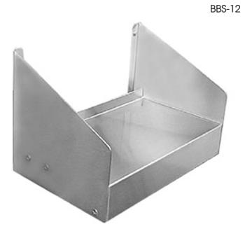 "GLTBBS12 - Glastender - BBS-12 - 12"" Bolt-on Blender Shelf Product Image"