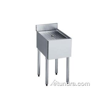 KRO2112DD - Krowne - 21-12DD - 2100 Series Add-On Drainboard w/ Four Legs Product Image