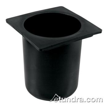 BARCR2400 - Bar Maid - CR-2400 - Round Black Bottle Well Product Image