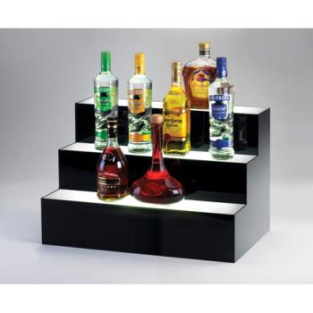 CLM1269 - Cal-Mil - 1269 - 3-Tier Lighted Bottle Display Product Image