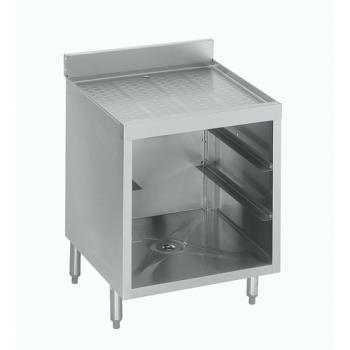 KRO18GSB1 - Krowne - 18-GSB1 - 1800 Series Glass Rack Storage Bin Product Image