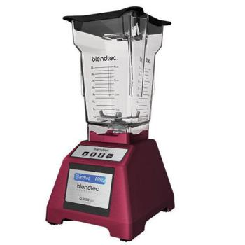 BLEE600A0804A1GA1A - Blendtec - E600A0804-A1GA1A - EZ 600™ 75 oz Purple Blender Product Image