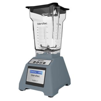 BLEE600A0814A1GA1A - Blendtec - E600A0814-A1GA1A - EZ 600™ 75 oz Gray Blender Product Image
