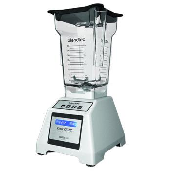 BLEE600A0823A1GA1A - Blendtec - E600A0823-A1GA1A - EZ 600™ 75 oz White Blender Product Image