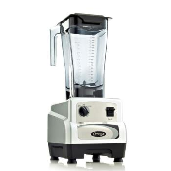 OMJBL440S - Omega - BL440S - 64 oz 120V Silver High/Low Pulse Blender Product Image