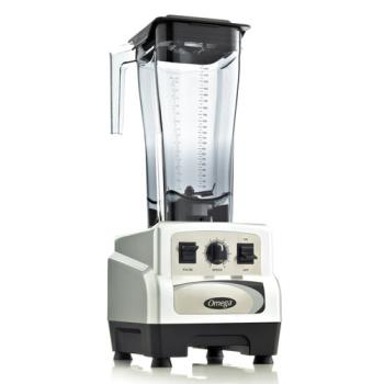 OMJBL470S - Omega - BL470S - 82 oz 120V 3 HP Pulse Silver Blender Product Image