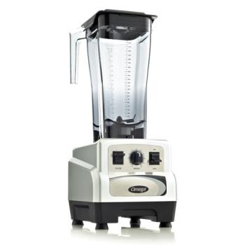 OMJBL472S - Omega - BL472S - 82 oz 240V 3 HP Pulse Silver Blender Product Image
