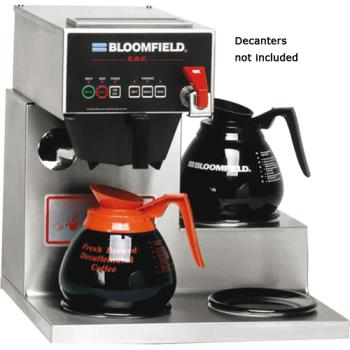 BFD1072D3F - Bloomfield - 1072D3F - E.B.C™ 3-Warmer Brewer Product Image