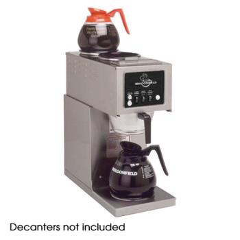 BFD9003D3 - Bloomfield - 9003-D3 - Koffee King® Pour-Over Coffee Brewer w/ 3 Warmers Product Image