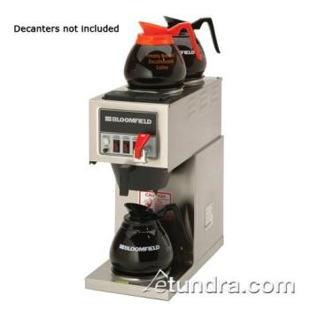 BFD9016D3F - Bloomfield - 9016D3F - Integrity® 3-Warmer, 17 Amp Brewer Product Image