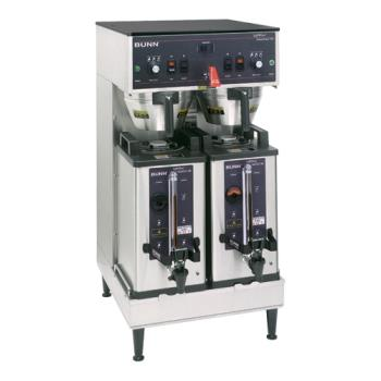 BUN279000002 - Bunn - Dual SH - Dual Automatic Soft Heat Coffee Brewer Product Image