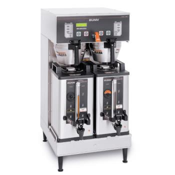 BUN335000000 - Bunn - SH-DUAL-DBC-001 - BrewWISE® Dual Soft Heat® DBC Coffee Brewer Product Image