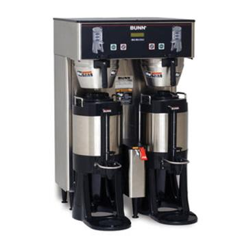 BUN346000002 - Bunn - TF-DUAL-DBC-0002 - BrewWISE Dual ThermoFresh DBC Coffee Brewer Product Image