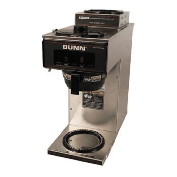95177 - Bunn - VP17-2 - Pourover Coffee Brewer w/ 2 Warmers Product Image