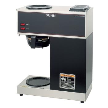 BUN332000000 - Bunn - VPR - Pourover Coffee Brewer w/ 2 Warmers Product Image