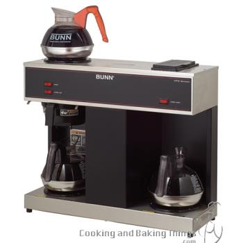 BUN042750031 - Bunn - VPS - Pourover Coffee Brewer w/ 3 Warmers Product Image