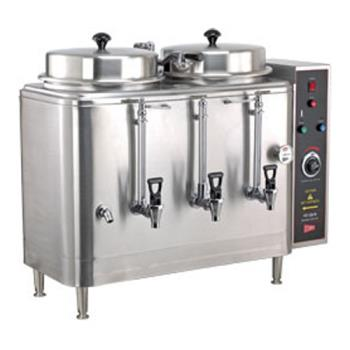 GRIFE100N - Cecilware - FE100N - 3 Gallon Twin Automatic Coffee Urn Product Image