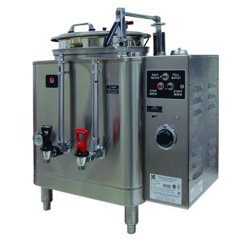 GRI77110E - Grindmaster - 77110E - 10 Gallon Single Automatic Coffee Urn Product Image