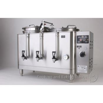 GRI77710E - Grindmaster - 77710(E) - 10 Gallon Double Automatic Coffee Urn Product Image