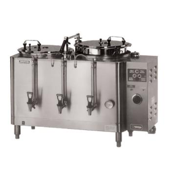 GRI7776E - Grindmaster - 7776E - 6 Gallon Double Automatic Coffee Urn Product Image