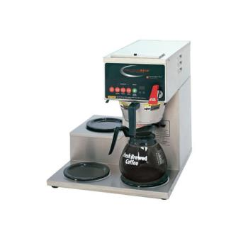 GRIB3WR - Grindmaster - B-3WR - Precision Brew™ Automatic Coffee Brewer with Right Side Warmers Product Image