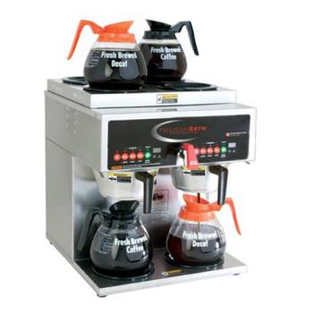 GRIB6 - Grindmaster - B-6 - Precision Brew™ Dual Automatic Coffee Brewer Product Image