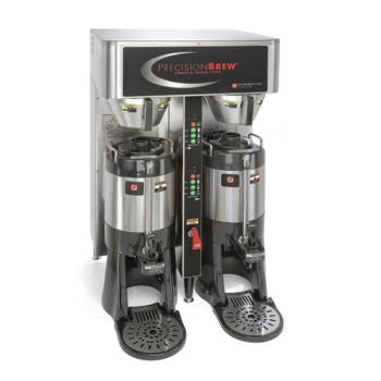 GRIPBIC430 - Grindmaster - PBIC-430 - Precision Brew™ Digital Twin Shuttle Coffee Brewer Product Image
