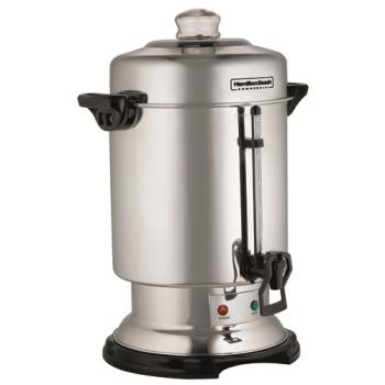92010 - Hamilton Beach - D50065 - 60c Stainless Steel Coffee Urn Product Image