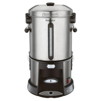 HAMHCU065S - Hamilton Beach - HCU065S - BrewStation 65 Cup Coffee Urn Product Image