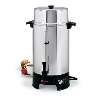 FCP58010V - West Bend - 58010V - 100 cup Coffee Urn Product Image