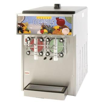 GRI3312 - Crathco - 3312 - 3/4 HP Twin Barrel Frozen Drink Machine Product Image