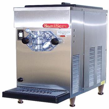SNS707 - SaniServ - 707 - Countertop 8 Gal/Hr 20 Qt Frozen Beverage Machine Product Image