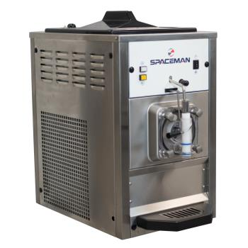 SPA6690H - Spaceman - 6690H - Countertop High Volume Single Flavor Frozen Drink Machine with Hopper Agitator Product Image