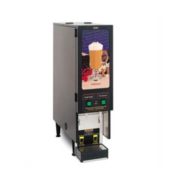 BUNSET000200 - Bunn - FMD-2-0200 BLK - Fresh Mix 2 Hopper Powdered Drink Machine Product Image