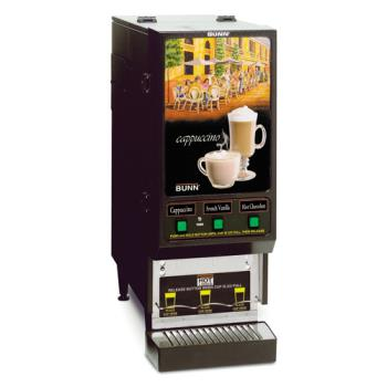 BUNSET000197 - Bunn - FMD-3 - Fresh Mix 3 Hopper Powdered Drink Dispenser Product Image