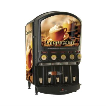 GRIPIC5 - Grindmaster - PIC5 - 5 Flavor Hot Chocolate/Cappuccino Dispenser Product Image