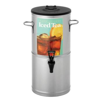 BFD88025G - Bloomfield - 8802-5G - 5 gal(s) Stainless Steel Tea Dispenser Product Image