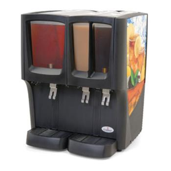 GRIC3D16 - Crathco - C-3D-16 - G-Cool™ Focus Flavor™ Triple Bowl Beverage Dispenser Product Image