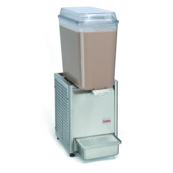 95446 - Crathco - D15-3 - 1 Bowl Refrigerated Beverage Dispenser with S/S Side Panel Product Image