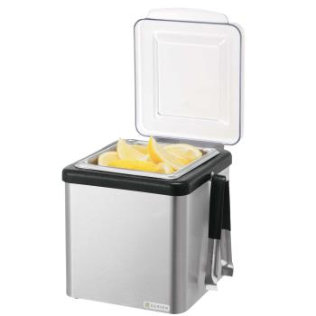 SVP67860 - Server - 67860 - Insulated Relish Garnish Center Product Image