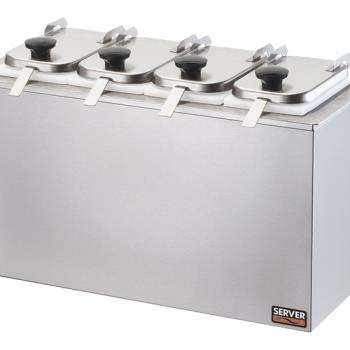 SVP80530 - Server - 80530 - Drop-In Bar Combo w/(4) Jars & Ladles Product Image