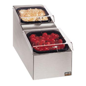 SVP85160 - Server - 85160 - 2 Section Relish Server Product Image